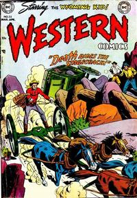 Cover Thumbnail for Western Comics (DC, 1948 series) #32