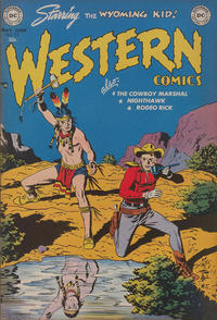 Cover Thumbnail for Western Comics (DC, 1948 series) #33