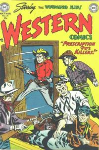 Cover Thumbnail for Western Comics (DC, 1948 series) #34