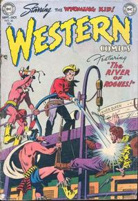 Cover Thumbnail for Western Comics (DC, 1948 series) #35