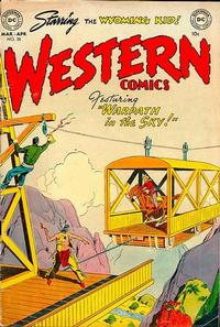 Cover Thumbnail for Western Comics (DC, 1948 series) #38