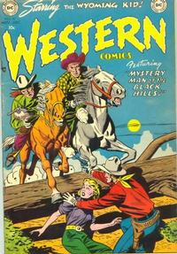 Cover Thumbnail for Western Comics (DC, 1948 series) #42