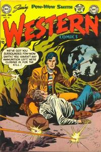 Cover Thumbnail for Western Comics (DC, 1948 series) #43