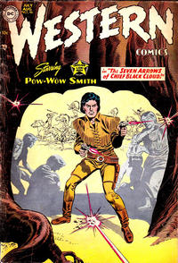 Cover Thumbnail for Western Comics (DC, 1948 series) #46