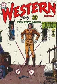 Cover for Western Comics (DC, 1948 series) #47