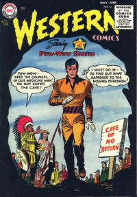 Cover Thumbnail for Western Comics (DC, 1948 series) #51
