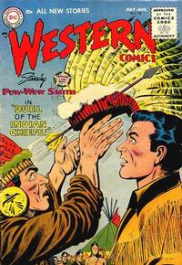 Cover Thumbnail for Western Comics (DC, 1948 series) #52