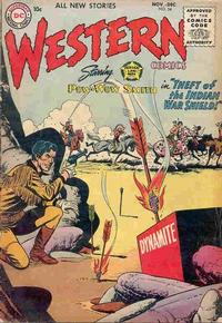 Cover Thumbnail for Western Comics (DC, 1948 series) #54