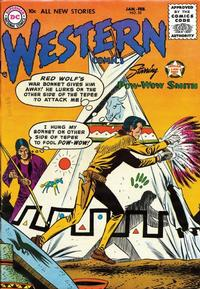 Cover Thumbnail for Western Comics (DC, 1948 series) #55