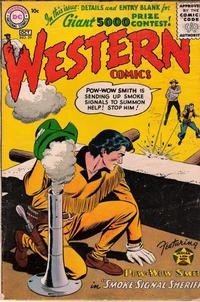 Cover Thumbnail for Western Comics (DC, 1948 series) #59