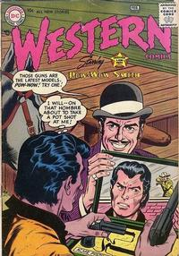 Cover Thumbnail for Western Comics (DC, 1948 series) #61