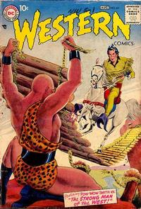 Cover Thumbnail for Western Comics (DC, 1948 series) #64