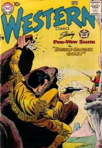 Cover Thumbnail for Western Comics (DC, 1948 series) #65