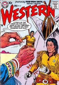 Cover Thumbnail for Western Comics (DC, 1948 series) #67