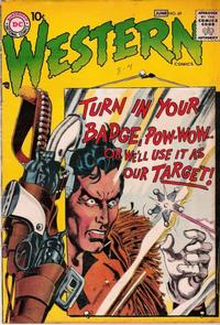 Cover Thumbnail for Western Comics (DC, 1948 series) #69