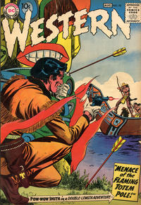 Cover Thumbnail for Western Comics (DC, 1948 series) #70