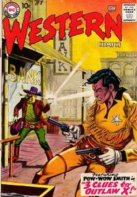 Cover Thumbnail for Western Comics (DC, 1948 series) #71
