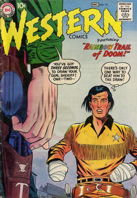 Cover Thumbnail for Western Comics (DC, 1948 series) #72