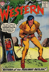 Cover Thumbnail for Western Comics (DC, 1948 series) #73