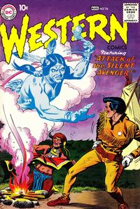 Cover for Western Comics (DC, 1948 series) #76