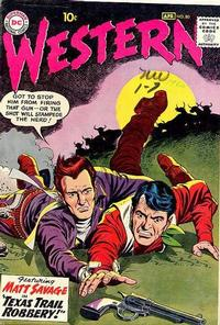 Cover Thumbnail for Western Comics (DC, 1948 series) #80