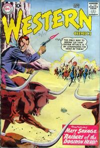 Cover Thumbnail for Western Comics (DC, 1948 series) #81
