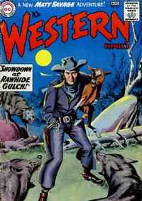 Cover Thumbnail for Western Comics (DC, 1948 series) #82