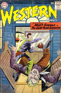 Cover Thumbnail for Western Comics (DC, 1948 series) #83