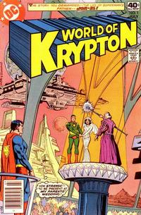 Cover Thumbnail for World of Krypton (DC, 1979 series) #1