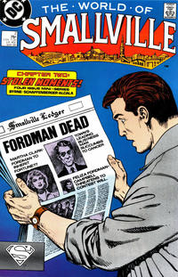 Cover Thumbnail for World of Smallville (DC, 1988 series) #2 [Direct]
