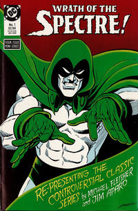 Cover Thumbnail for Wrath of the Spectre (DC, 1988 series) #1