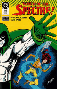 Cover Thumbnail for Wrath of the Spectre (DC, 1988 series) #2