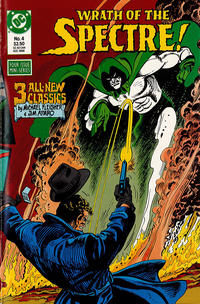 Cover Thumbnail for Wrath of the Spectre (DC, 1988 series) #4