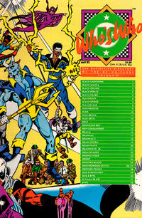 Cover Thumbnail for Who's Who: The Definitive Directory of the DC Universe (DC, 1985 series) #3 [Direct]