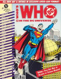 Cover Thumbnail for Who's Who in the DC Universe (DC, 1990 series) #1