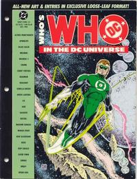 Cover Thumbnail for Who's Who in the DC Universe (DC, 1990 series) #3