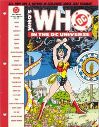 Cover Thumbnail for Who's Who in the DC Universe (DC, 1990 series) #4