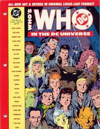 Cover Thumbnail for Who's Who in the DC Universe (DC, 1990 series) #9