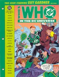 Cover Thumbnail for Who's Who in the DC Universe (DC, 1990 series) #11