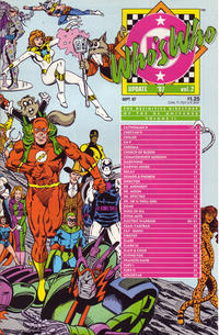 Cover Thumbnail for Who's Who: Update '87 (DC, 1987 series) #2 [Direct Sales]