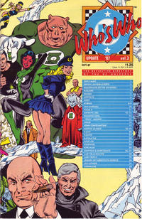 Cover Thumbnail for Who's Who: Update '87 (DC, 1987 series) #3