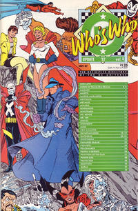 Cover Thumbnail for Who's Who: Update '87 (DC, 1987 series) #4 [Direct Sales]