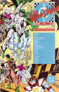 Cover Thumbnail for Who's Who: Update '87 (DC, 1987 series) #5 [Direct Sales]