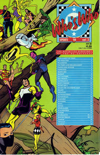 Cover Thumbnail for Who's Who Update '88 (DC, 1988 series) #3