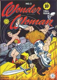 Cover Thumbnail for Wonder Woman (DC, 1942 series) #2