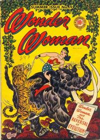 Cover Thumbnail for Wonder Woman (DC, 1942 series) #9