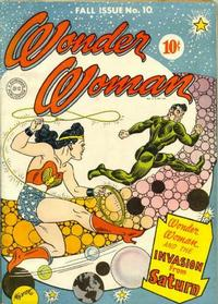 Cover Thumbnail for Wonder Woman (DC, 1942 series) #10