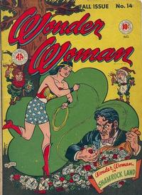 Cover Thumbnail for Wonder Woman (DC, 1942 series) #14