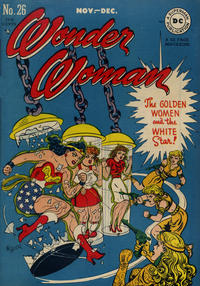 Cover Thumbnail for Wonder Woman (DC, 1942 series) #26