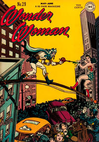 Cover Thumbnail for Wonder Woman (DC, 1942 series) #29